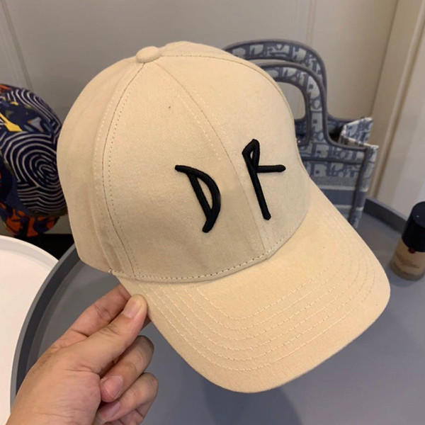 best selling Designers Caps Hats Mens High Quality Hard Baseball Cap Mens Hats Male Female Cotton Cloth Cap Embroidery Winter Hat No Box Da 20120902DQ