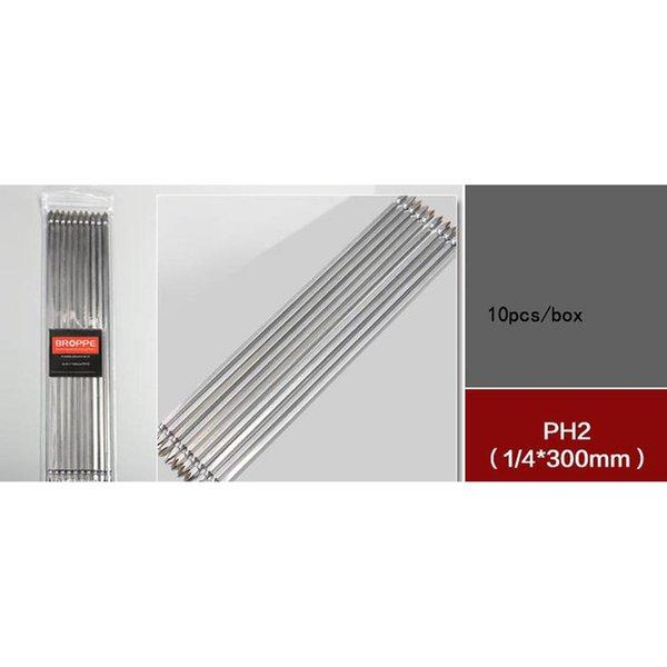 Mirror Steel 300mm PH2