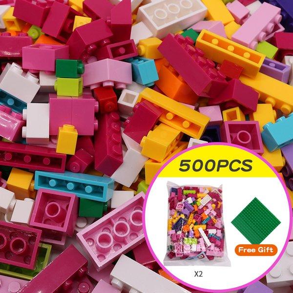 Mädchen - 500 Stück