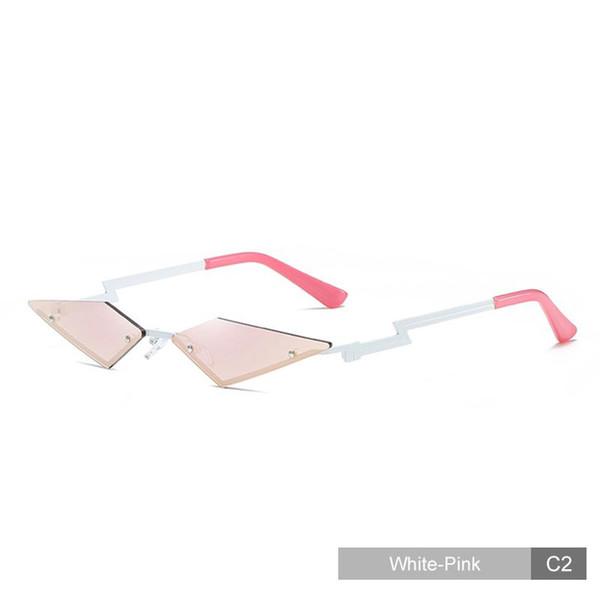C2 Бело-Розовый