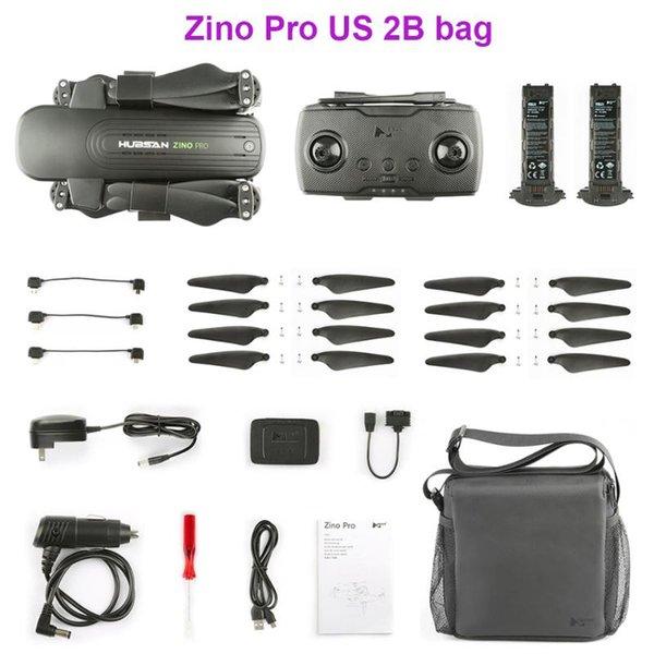 Zino Pro sac US 2B CHINE