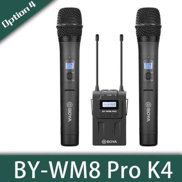 BY-WM8 Pro K4
