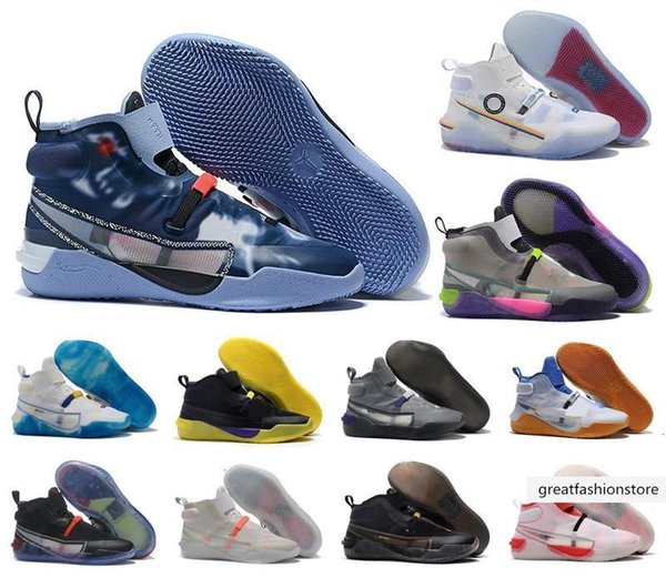 best selling Hot Classics Mamba AD NXT FF Mens Boys Women Basketball Shoes High quality Trainers Sports Sneakers Size 7-12