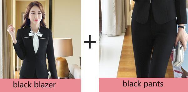 blazer and pants