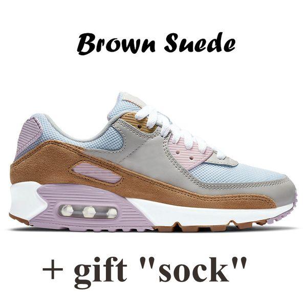 32 Brown Suede 36-40