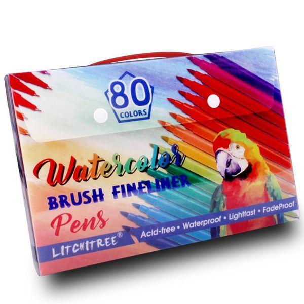 80 colores