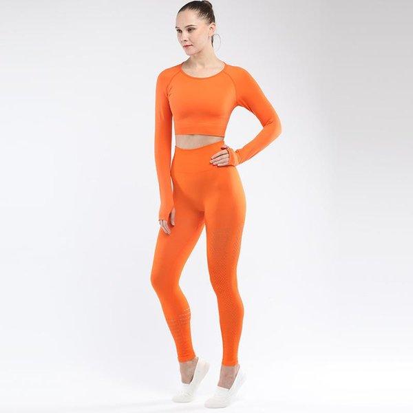 Orange Set (Long)