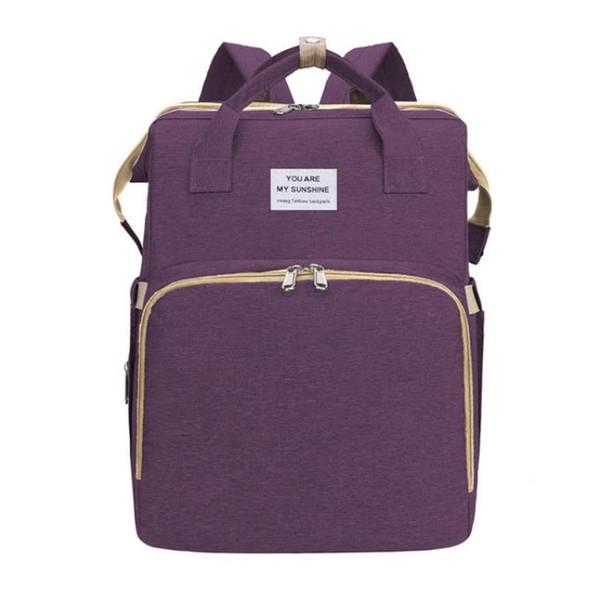3. beşik yatak bebek bezi çantası