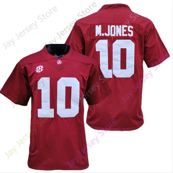 10 М. Джонс