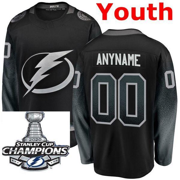 Giovani neri Alternate 2020 Champions