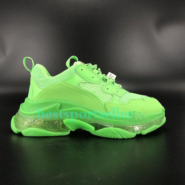 C4 neon yeşili