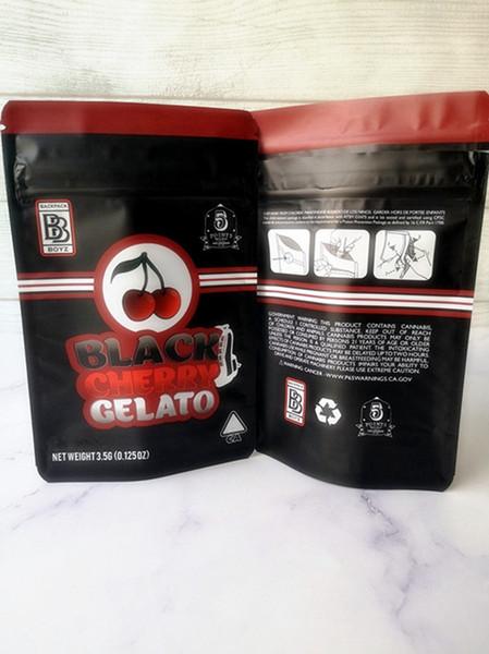 1 # Black Cherry Gelato