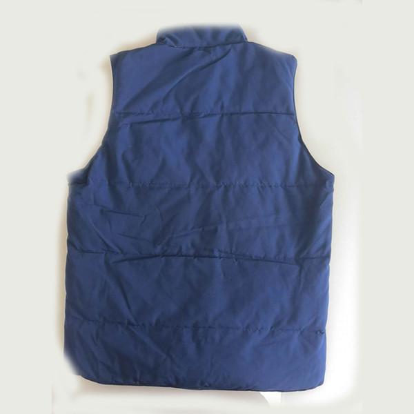 best selling Hot Sale Mens Down Vest Coats Man Jackets New Arrival Winter Warm Clothes