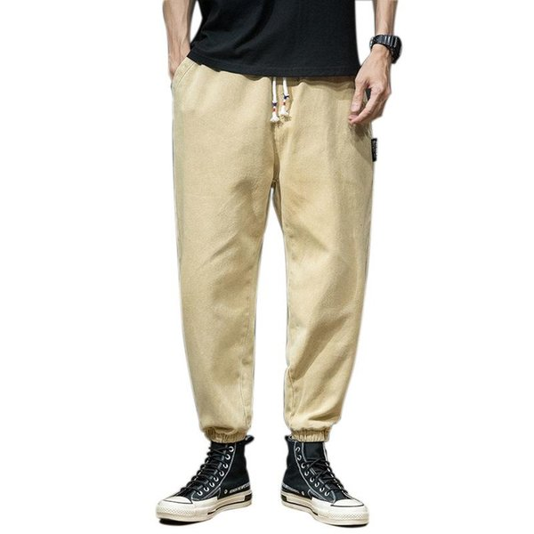 Harem Pantalones 864 Amarillo