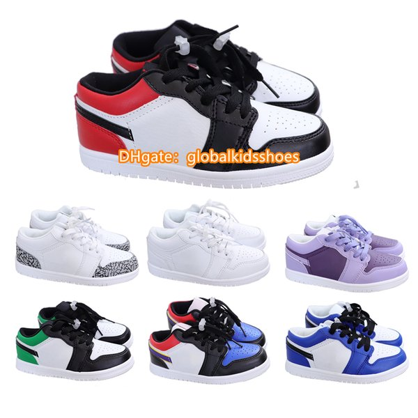 best selling Kids Designers Shoes Toddler Shoes Boys Girl Infant Baby Shoes Air Kids Sneakers Child Youth Chaussures Enfants Baskets Enfants Trainers 963