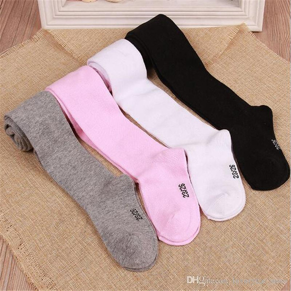 best selling 0-6Yrs Children Spring AutumTights Cotton Baby Girl Pantyhose Kid Infant Knitted Collant Tights Soft Infant Clothing