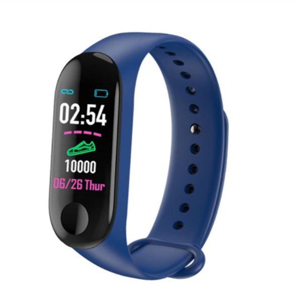 M3 smart bracelet Blue