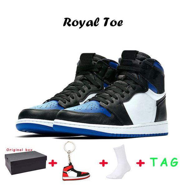 23 Royal Toe
