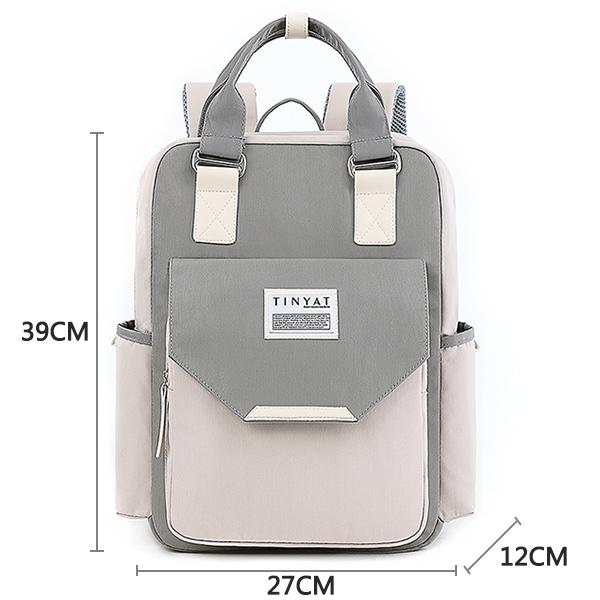 T856 Gray Backpack