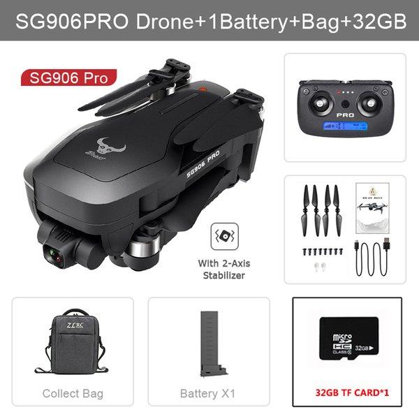 906 pro 1B Bag 32G