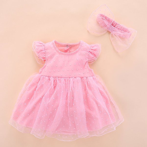 Vestido rosa 1,1