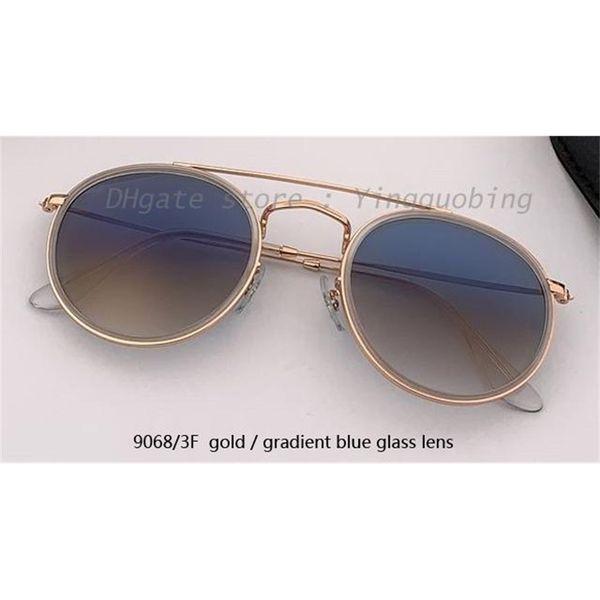 9068 / 3F Lente de ouro / gradiente