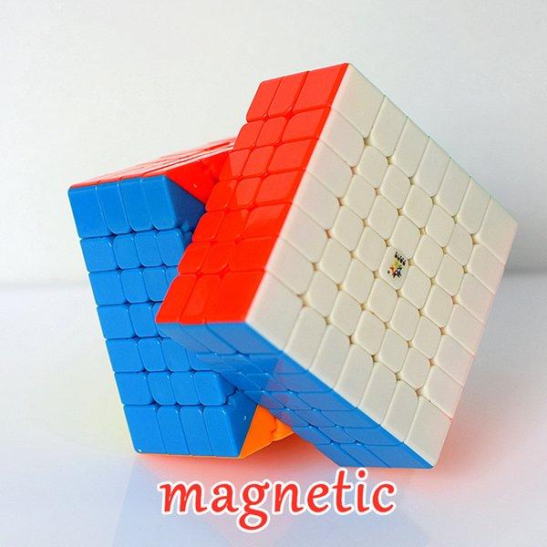 7x7x7 magnético