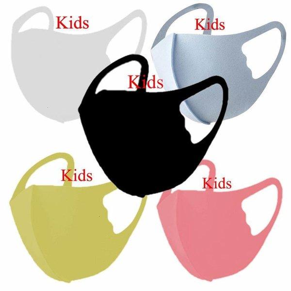 Color de la mezcla (los niños)