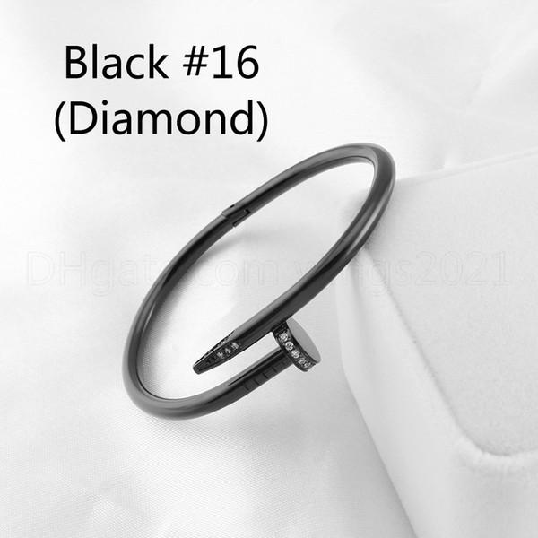 블랙 # 16 (다이아몬드)