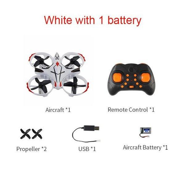 Weiß mit 1 Batterie China