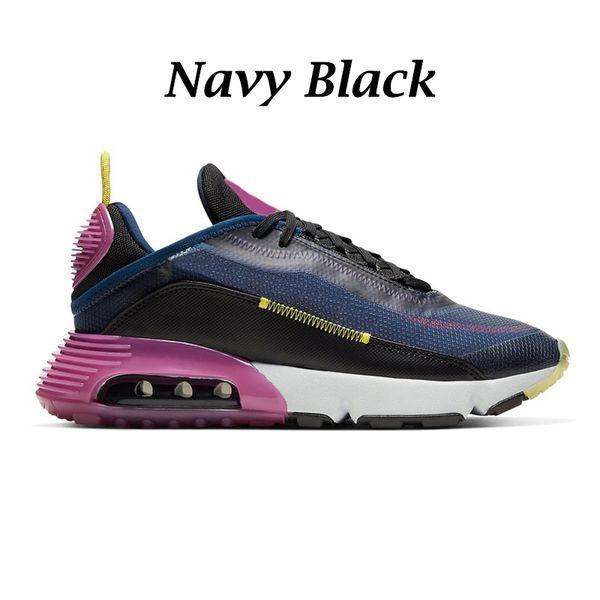 13 Navy Black