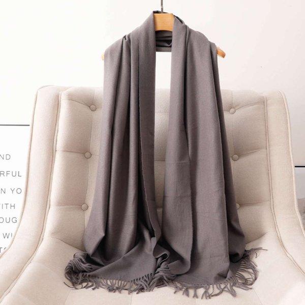 Dark Grey-200 centimetri