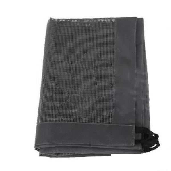 72x180cm negro