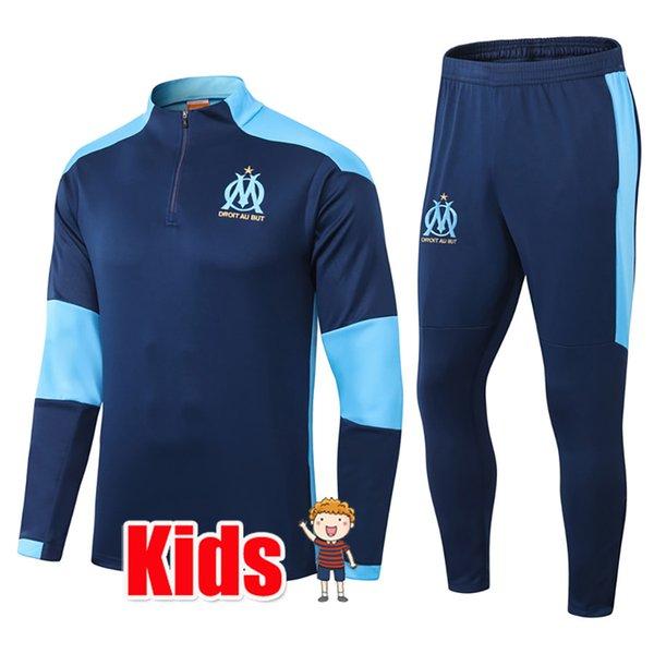 Niños Marsella Dark Blue 2021