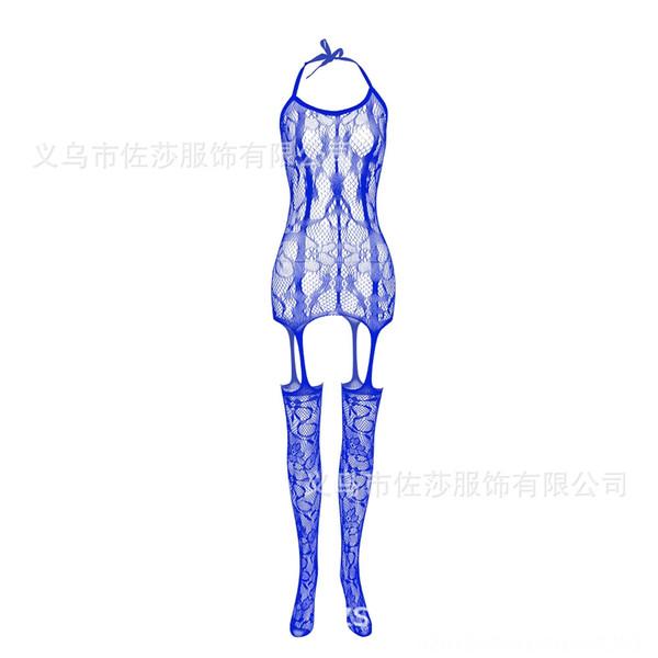 689-safira azul-um tamanho se encaixa todos