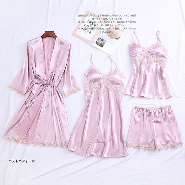 4PCS Pink