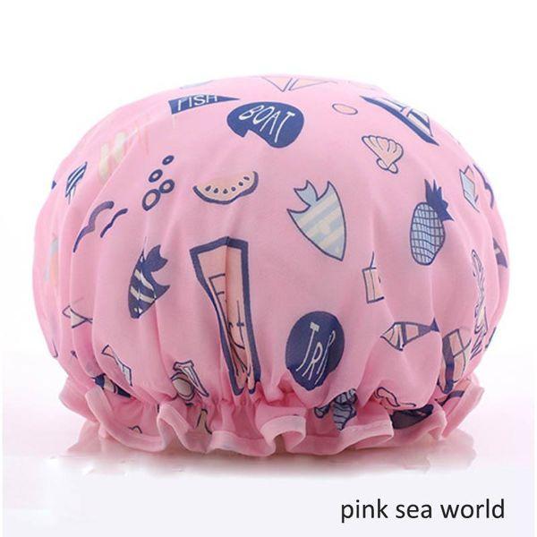 mondo del mare rosa