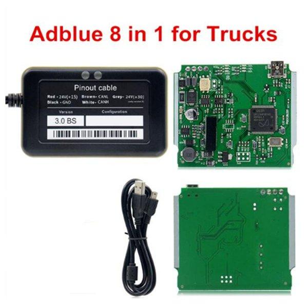 AdBlue 8 in 1