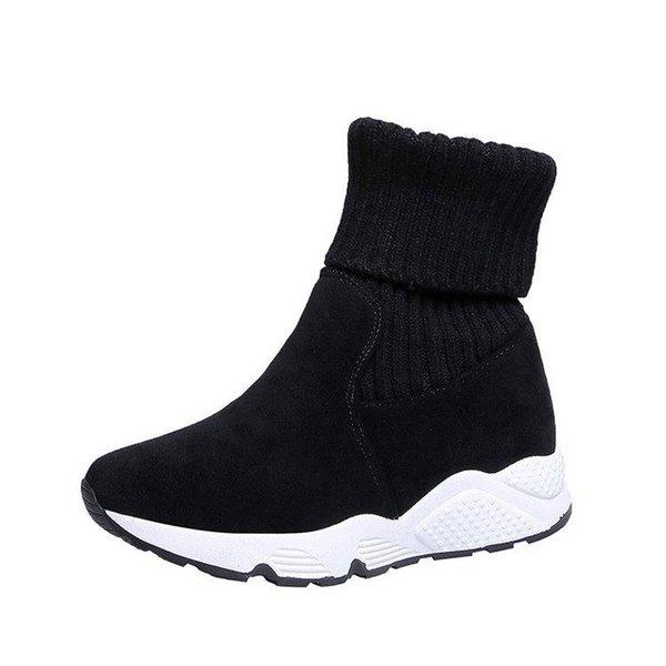 botas de las mujeres negras
