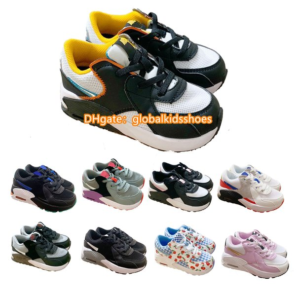 top popular Kids Designers Shoes Toddler Shoes Boys Girl Infant Baby Shoes Kids Sneakers Child Youth Chaussures Enfants Baskets Enfants Boy Trainers 215 2020
