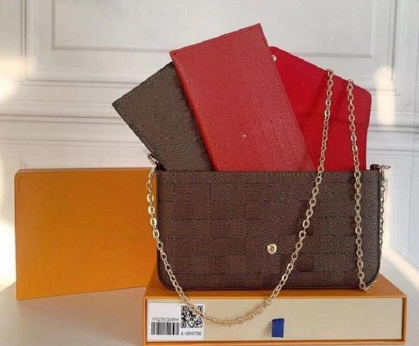 44Brown Damier_with out box