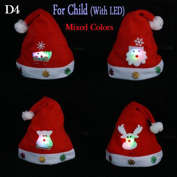 D4/Mixed Colors/Kid/Cartoons LED