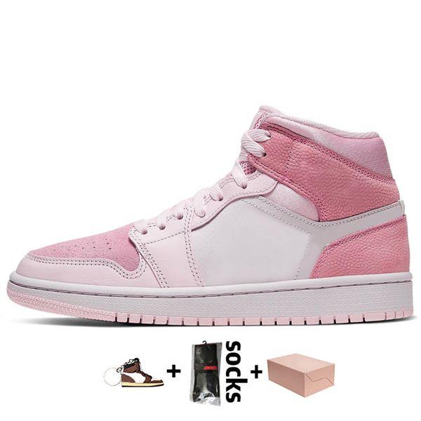 # 2 Mid Digital Pink 36-40