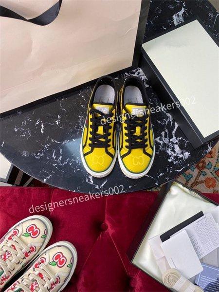 2021top new Men Best Quality Speed Trainer Black Walking Sneakers Men Women Black Red Casual Shoes Fashion Paris Sneakers jg201005