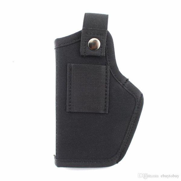 best selling Gun Tactical Holster Combat Training Gun Holster Men's Nylon Outdoor Hunting CS Game Shooting Portable Tactical Bag