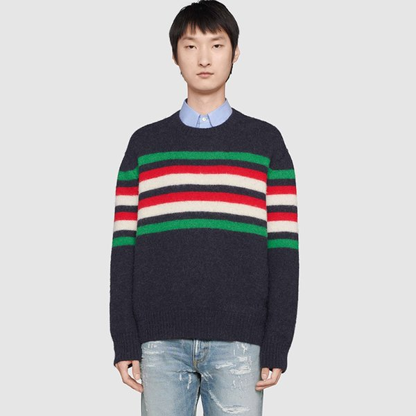 best selling high quality Designer sweaters for Men women Thick Long Sleeve Top winter luxury clothing embroidery letter pullover Sweater Coat jumper S-L