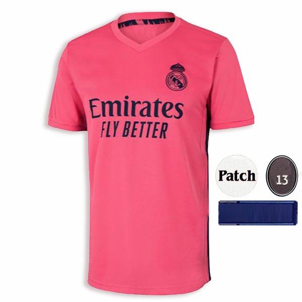 2020 Real Madrid embora com UCL