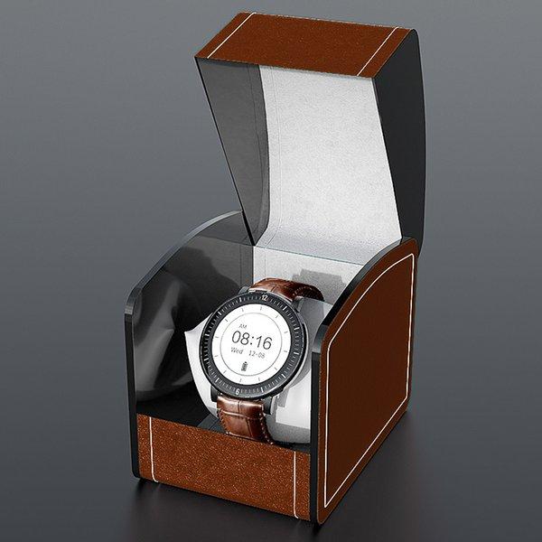 棕色 礼盒 款 棕色 皮质 【收藏 加 购 送 原装 表带, 联系 客服 极速 发货】