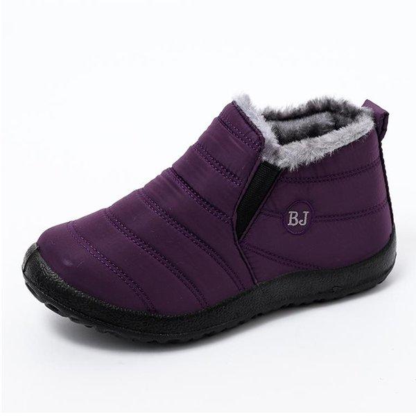 bj púrpura