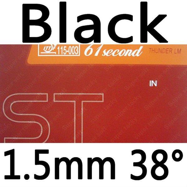 Black 1.5mm H38